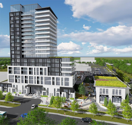 New Pre-Construction Condos in Thornhill